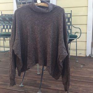 Zara loose turtleneck sweater